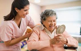 old age care at home